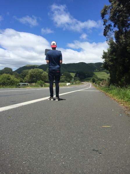 Hitchhiking Rotorua